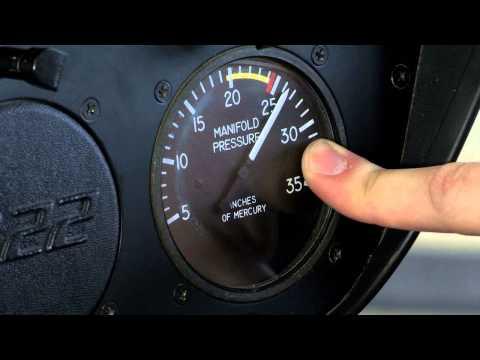 R22 - Manifold Pressure Gauge