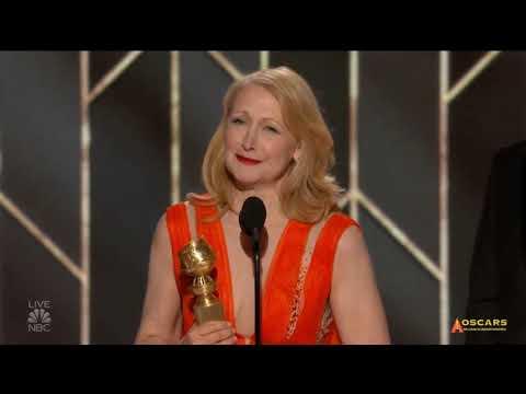 Patricia Clarkson - Golden Globes 2019 - WINNER!!!
