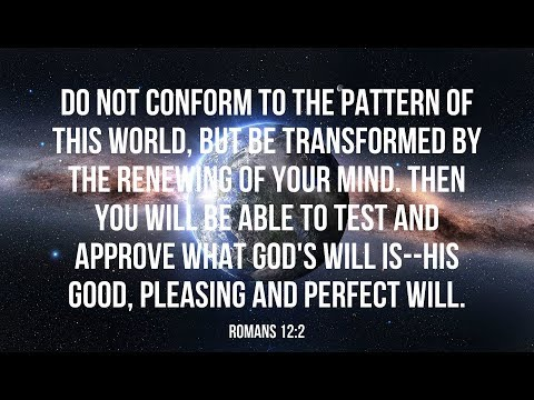 """Scripture Of The Day - Romans 12:2 """"Do Not Conform"""" Christian Rap Ministry(@ChristianRapz)"""