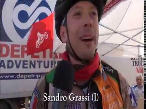 SCOTT Tunisia Desert Bike 2013