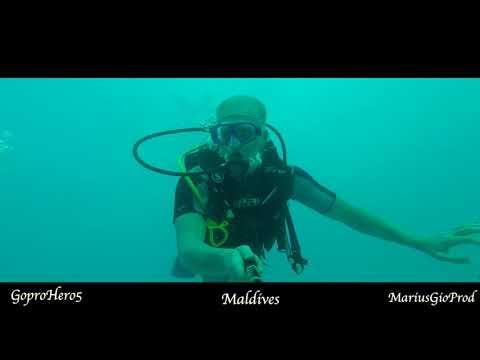 Scuba Diving Maldives 2017 Sun Island