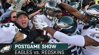 Philadelphia Eagles vs. Washington Redskins Postgame Show | 2019 Week 15