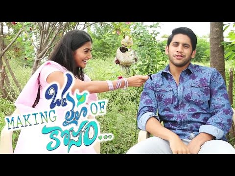 Oka Laila Kosam Movie Making Video || Naga Chaitanya, Pooja Hegde