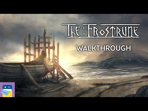 The Frostrune: Complete Walkthrough Guide & iOS Gameplay (by Snow Cannon Games & Grimnir Media)