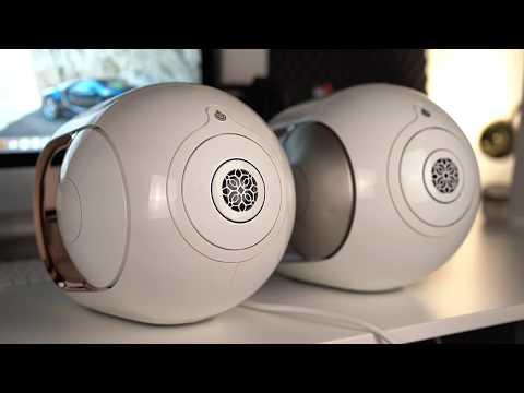 Devialet Gold Phantom vs Devialet Silver Phantom - Sound comparison...