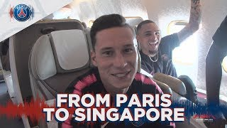 FROM PARIS TO SINGAPORE