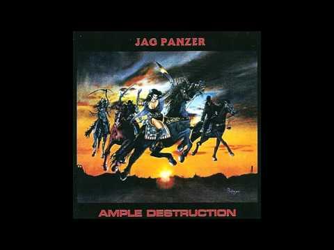 Jag Panzer - Licensed to Kill