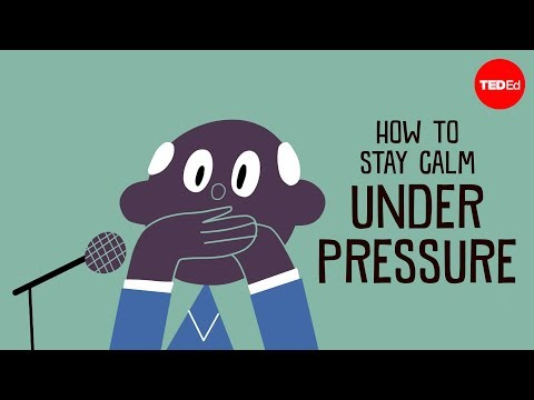 How to avoid choking under pressure - Noa Kageyama and Pen-Pen Chen