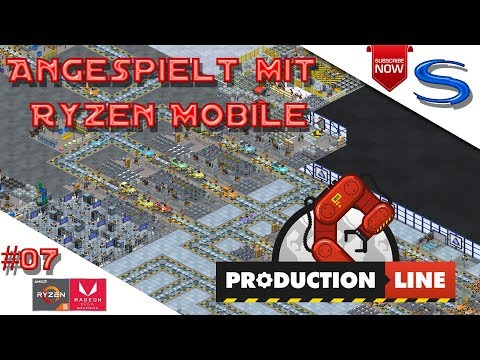 Production Line Gameplay/Angespielt #07 [Deutsch/German] |