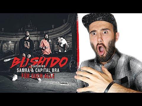 Bushido feat. Samra & Capital Bra - Für euch alle   MEINE REAKTION
