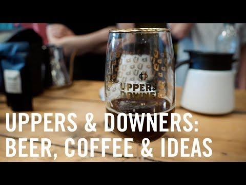Beer, Coffee & Ideas: Uppers & Downers London 2018