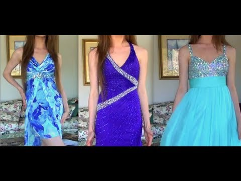Prom Dresses For Your Body Type + Congratulations To The Prom Style ...