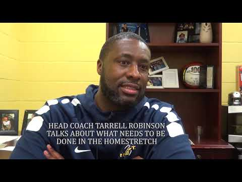 Howard and MDES version of Tarrell Robinson Chalk Talk