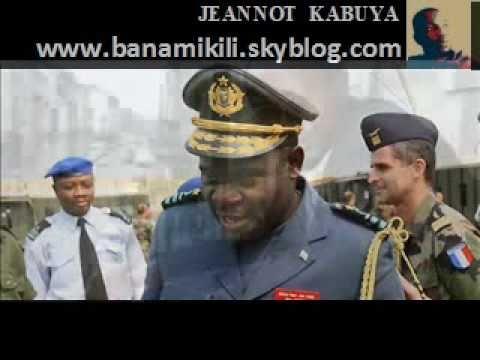 Procès Chebeya: les preuves s'accumulent contre John Numbi et Kabila