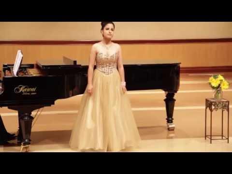 Julie Pajuheshfar -- Senior Recital (Full Version)