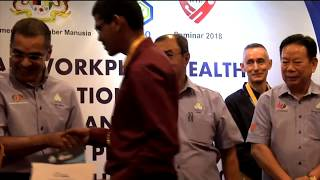 ACTIV@WORK 2017 - Prize Giving Ceremony