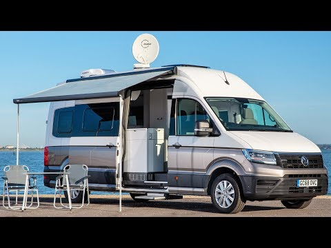 2020 Volkswagen Grand California 680 - Luxurious Camper Van