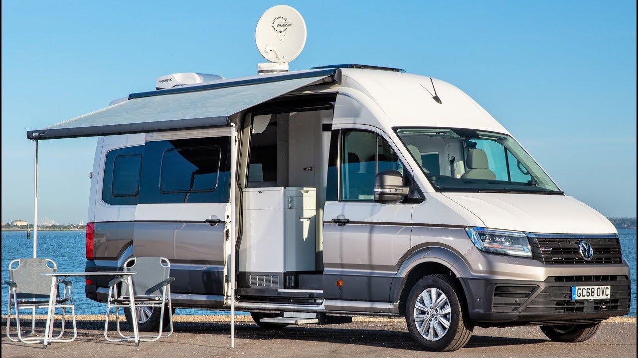 2020 Volkswagen Grand California 680 - Luxurious Camper Van