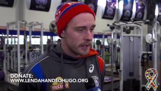 Jordan Roughead Full Interview