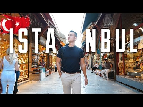 3 Days in Istanbul - Watch THIS when coming to Turkey 2021 (a different side)