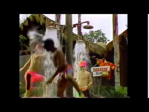The New Mickey Mouse Club Visits Disney's Typhoon Lagoon in July of 1989
