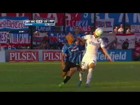 Apertura - Fecha 8 - Nacional 3:0 Liverpool