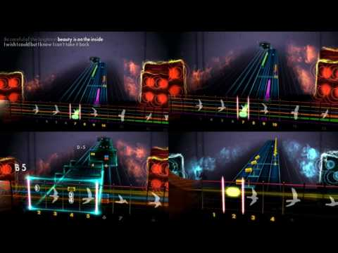 Breathing In Sequence - Hawthorne Heights - Rocksmith Remastered CDLC - Splitscreen All Parts