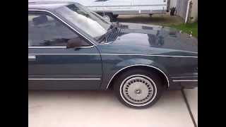 My first car!(1994 buick century)