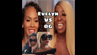 OG vs Evelyn| Basketball Wives LA Cancelled ~ What I think| My reaction