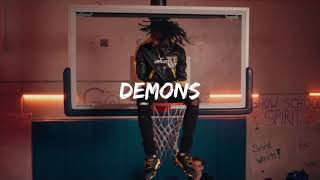 "[FREE] Polo G Type Beat x Lil Tjay Type Beat | ""Demons"" | Piano / Guitar Type Beat"