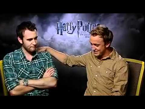 Harry Potter and the Deathly Hallows - Part 1 Cast Interviews