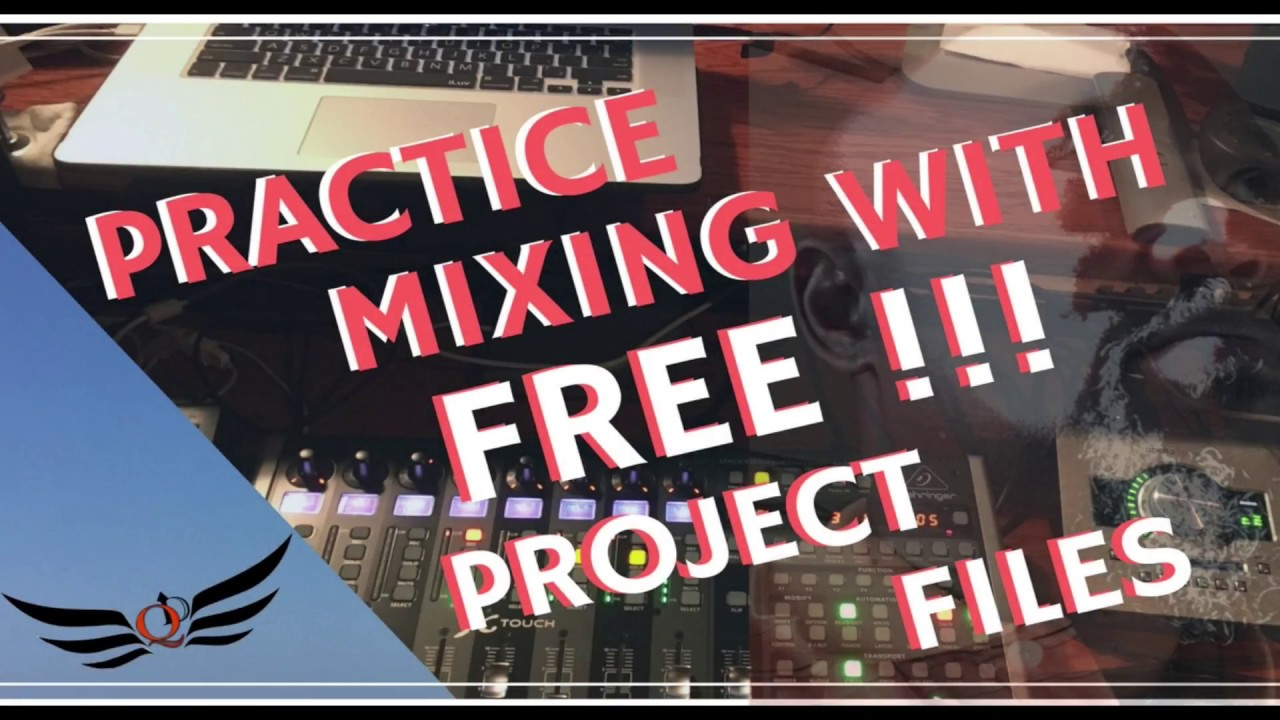 FREE Multitrack Downloads for Practice Mixing:Various Genres of Music