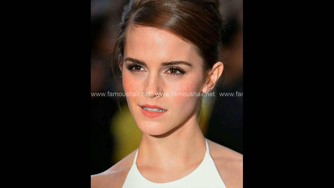 Emma Watson Hairstyles Emma Watson Haircut Youtube