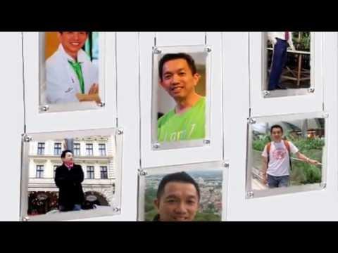 PowerPointThanks Video ... ทำ FB Thanks เองด้วยพาวเวอร์พอยท์