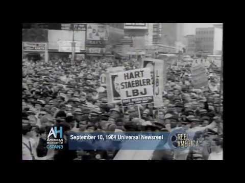 Reel America: 1964 Presidential Race Begins - Universal Newsreel