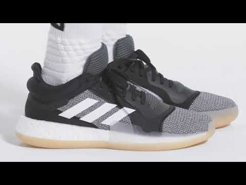adidas-marquee-boost-low-shoes/black/adidas-us-  -original-shoes-  -official-video