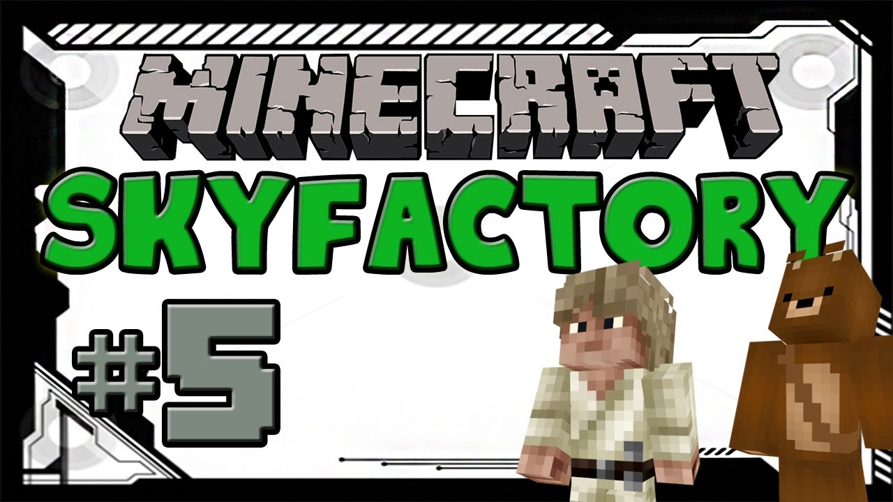 how to make an auto wither farm in skyfactory