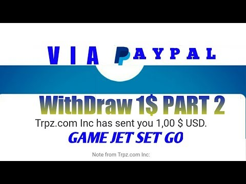 Gilaaa!!! Game Penghasil Dolar , Udah 2x Withdraw Via Paypal ( Jet Set Go ) Part 2