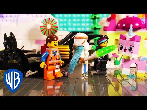 The LEGO Movie 2 | Saving Bricksburg - The LEGO Movie ReTelling | WB Kids