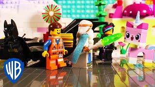 The LEGO Movie 2   Saving Bricksburg - The LEGO Movie ReTelling   WB Kids