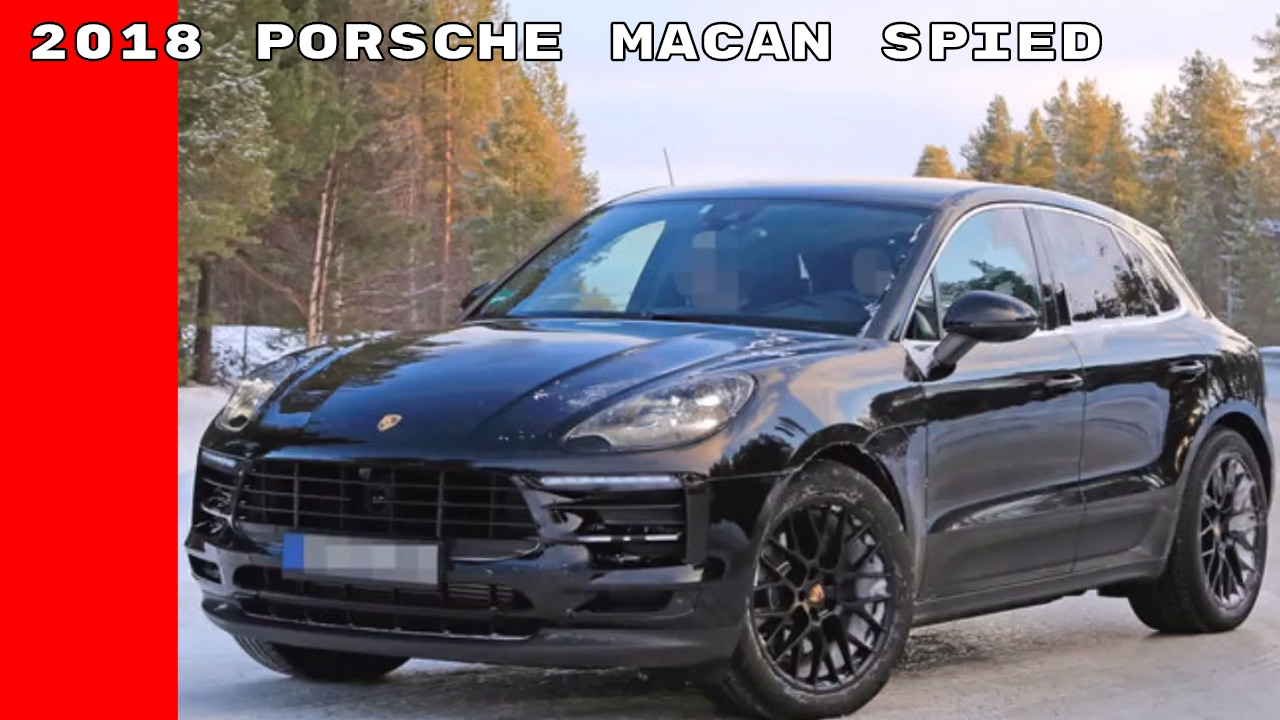 2019 porsche macan facelift new cars review. Black Bedroom Furniture Sets. Home Design Ideas
