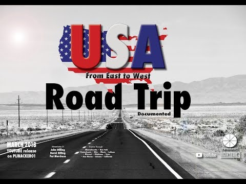USA Road trip - East to West