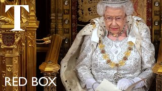 The Queen's Speech dissected I Red Box