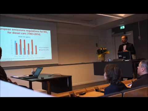 Alexander Shishkin, PhD thesis defence