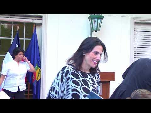 Graduación Instituto de Estudios Internacionales - Clase Magistral Embajador Somavia