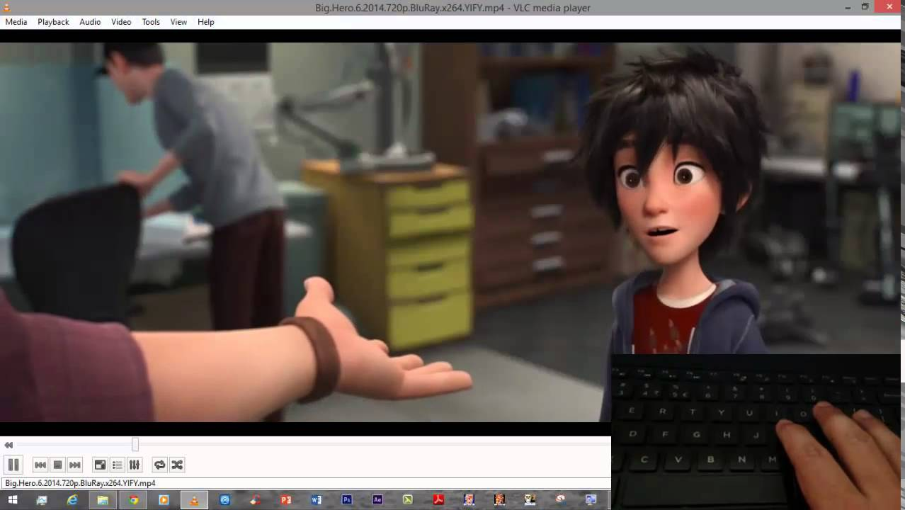 how to sync audio with video in vlc