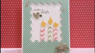 Make a wish | Cricut Something to Celebrate
