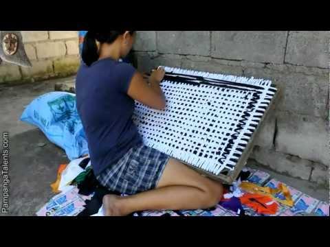 Door mats from the Philippines