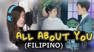 Gambar cover [TAGALOG] ALL ABOUT YOU 그대라는 시-TAEYEON (HOTEL DEL LUNA 호텔 델루나 OST) by Marianne Topacio