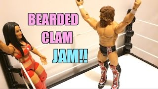 WWE ACTION INSIDER: B45 Daniel Bryan Superstars Series 45 MATTEL Wrestling Figure Review